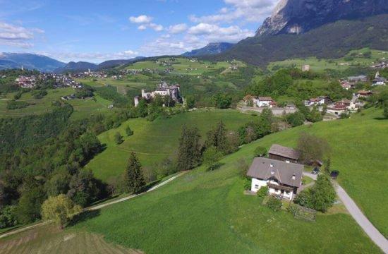 Schlosshof - Völs am Schlern 1