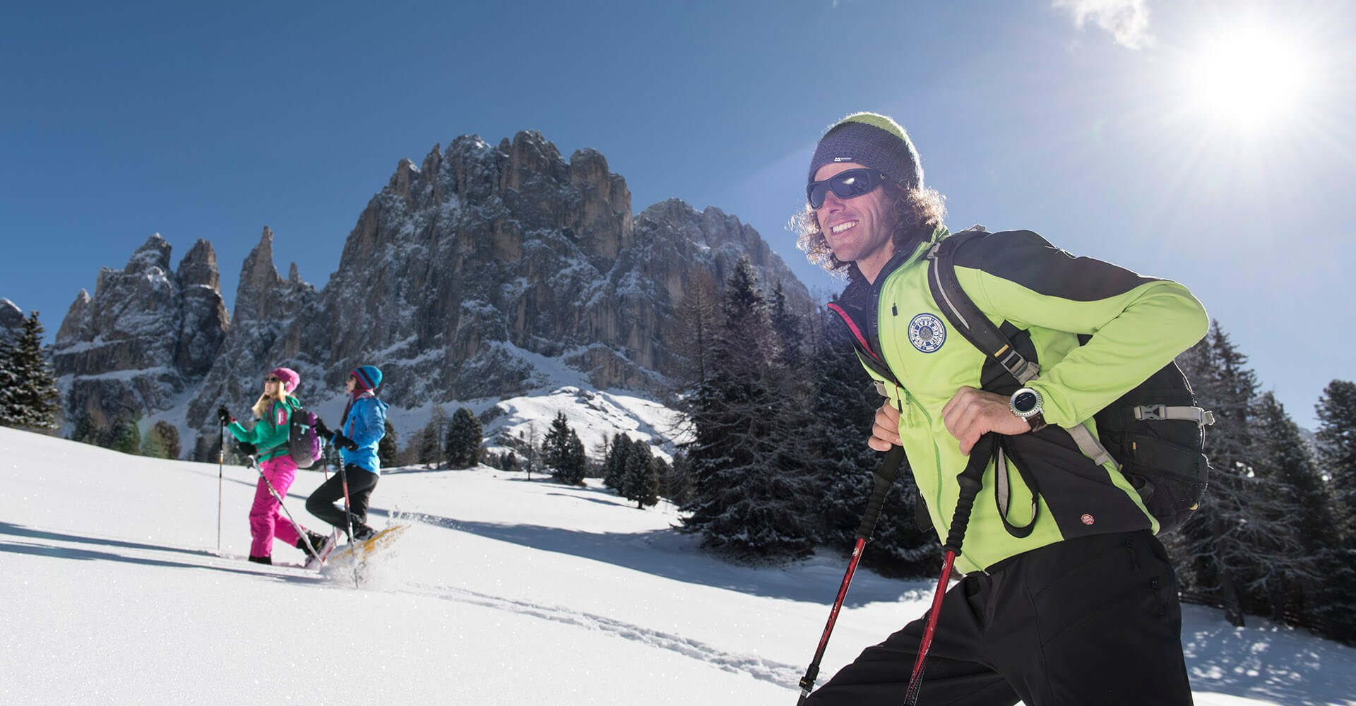 Winterurlaub in den Dolomiten 3