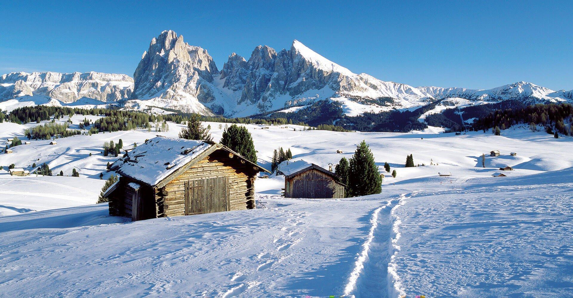 Winterurlaub in den Dolomiten 2