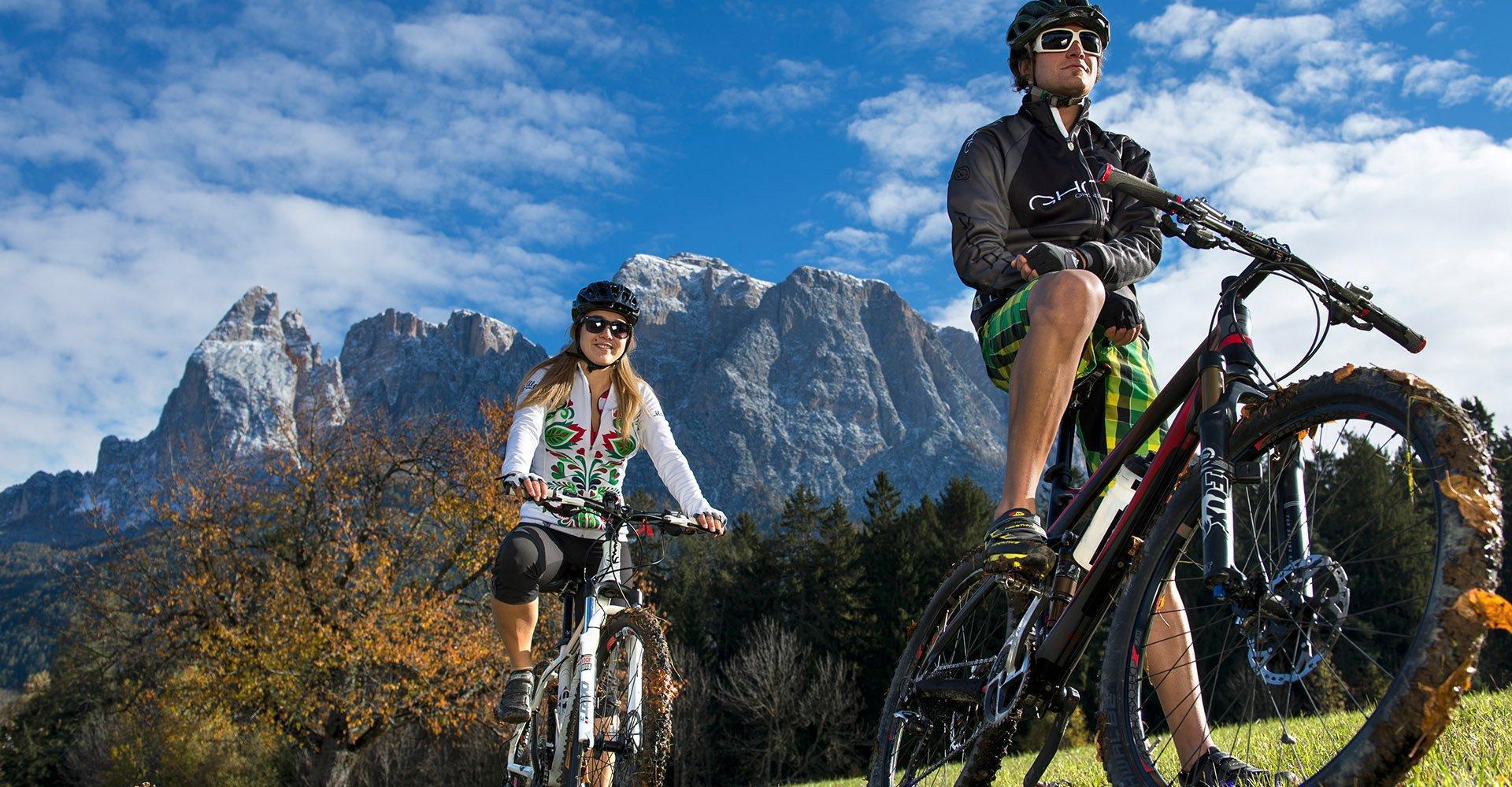 Herbsturlaub in Südtirol 2