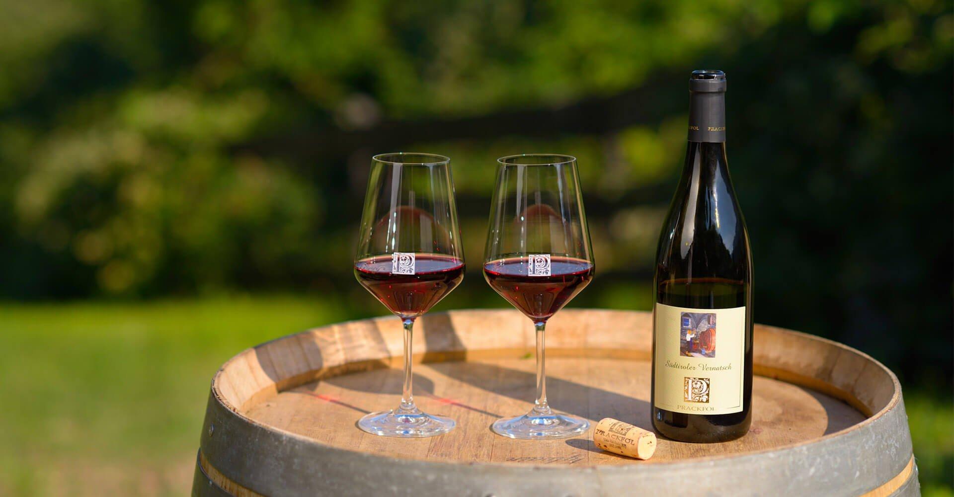 Urlaub am Weinhof in Völs am Schlern