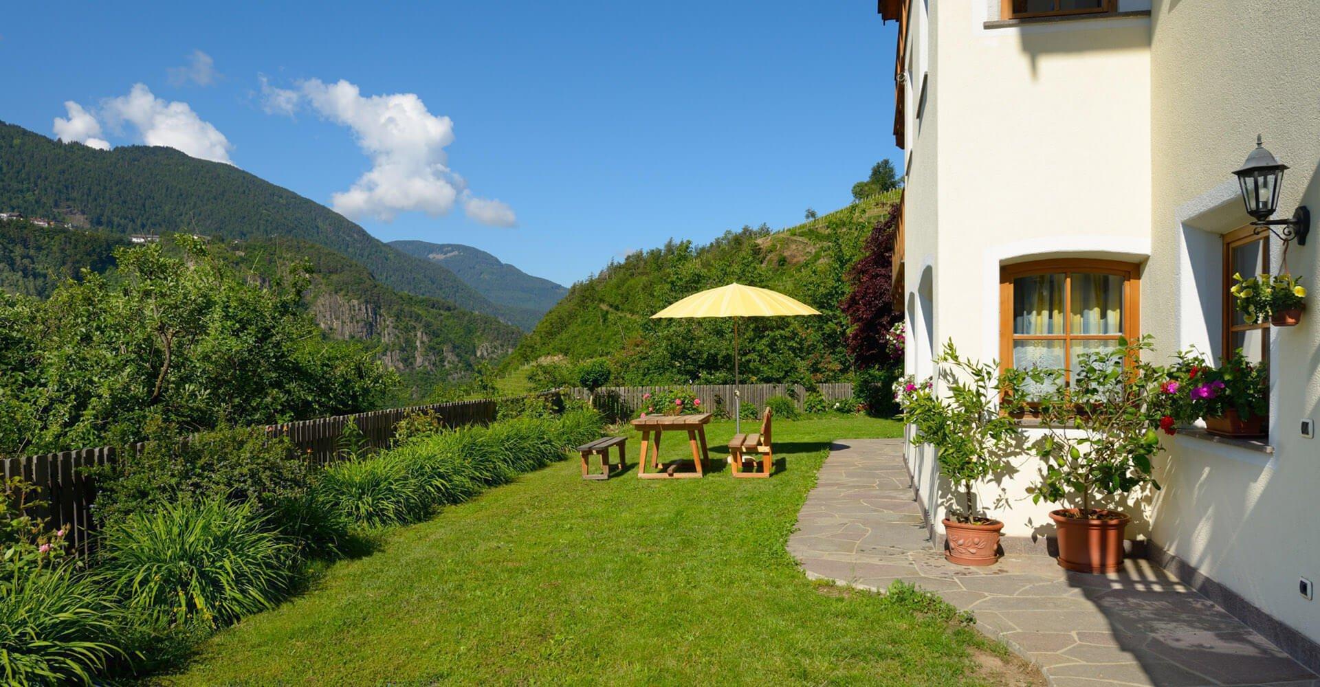 Urlaub auf dem Bauernhof in Völs am Schlern Südtirol