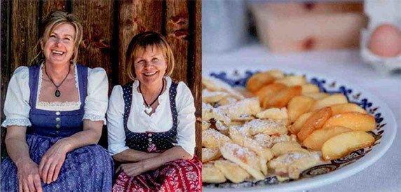 Frisch gekocht in Südtirol - Die besten Bäuerinnen-Rezepte für jeden Tag