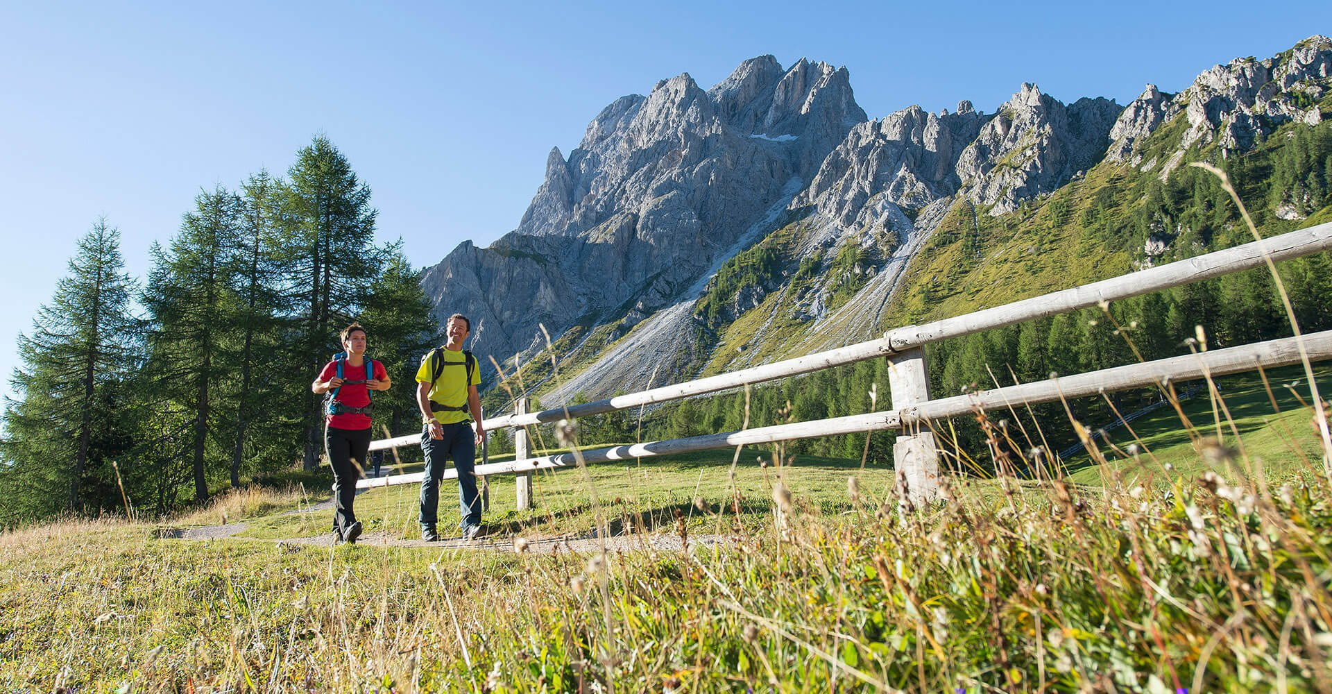 Urlaub in Völs in Südtirol - Sommerträume in den Dolomiten