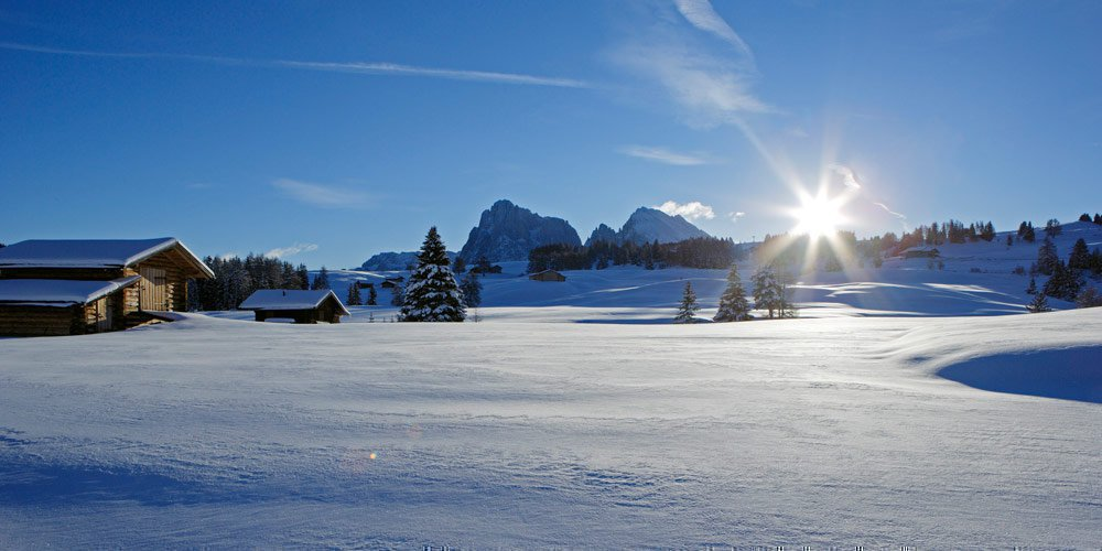 Eventful winter holidays at the farm at the Seiser Alm