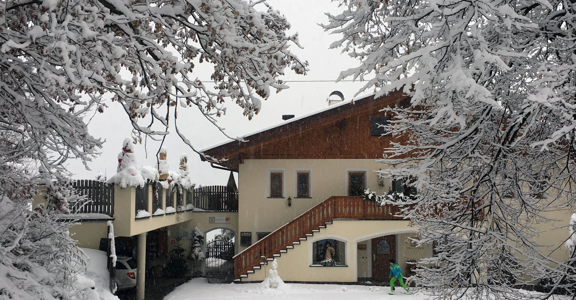 Winterurlaub in den Dolomiten am Prackfolerhof
